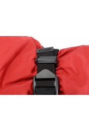 """Moncler """"Guanti"""" Red Long Winter Gloves: Picture 5"""
