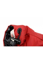 """Moncler """"Guanti"""" Red Long Winter Gloves: Picture 7"""