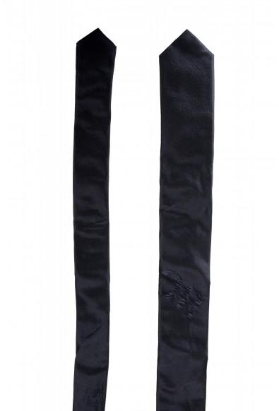 Hugo Boss Men's Black Silk Tie: Picture 2