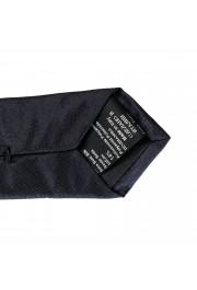Hugo Boss Men's Black Silk Tie: Picture 5