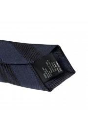 Hugo Boss Men's Multi-Color Striped 100% Silk Tie: Picture 4