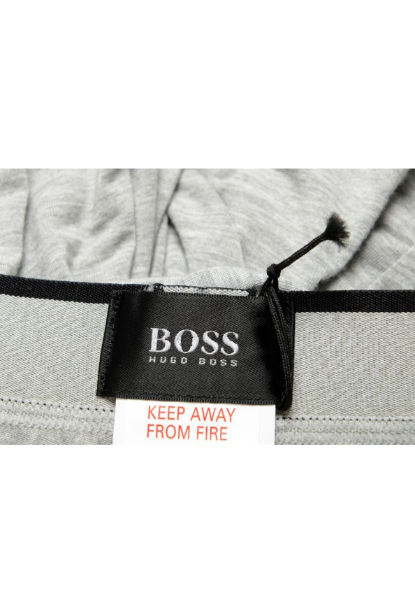 """Hugo Boss """"Comfort Pants"""" Gray Stretch Casual Lounge Pants: Picture 4"""