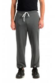"""Hugo Boss """"Mix&Match"""" Gray Stretch Casual Lounge Pants"""