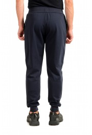 """Hugo Boss """"Tracksuit Pants"""" Blue Stretch Casual Sweat Pants: Picture 3"""
