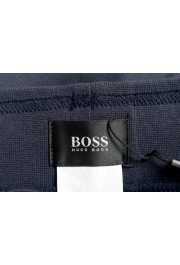 """Hugo Boss """"Tracksuit Pants"""" Blue Stretch Casual Sweat Pants: Picture 5"""