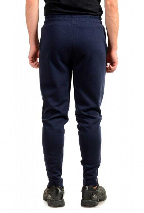 "Hugo Boss ""Contemp Pants"" Blue Stretch Casual Sweat Pants: Picture 3"