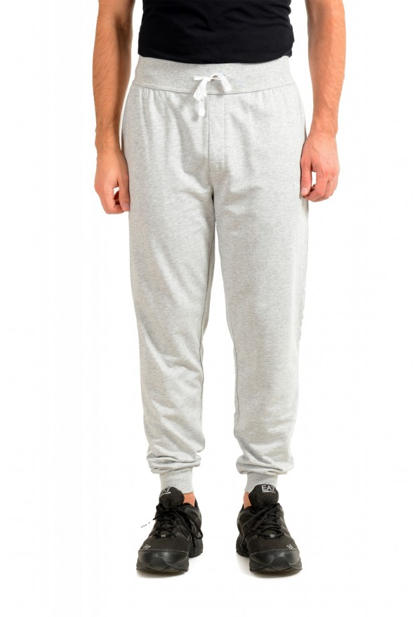 """Hugo Boss """"Authentic Pants"""" Gray Stretch Casual Sweat Pants"""