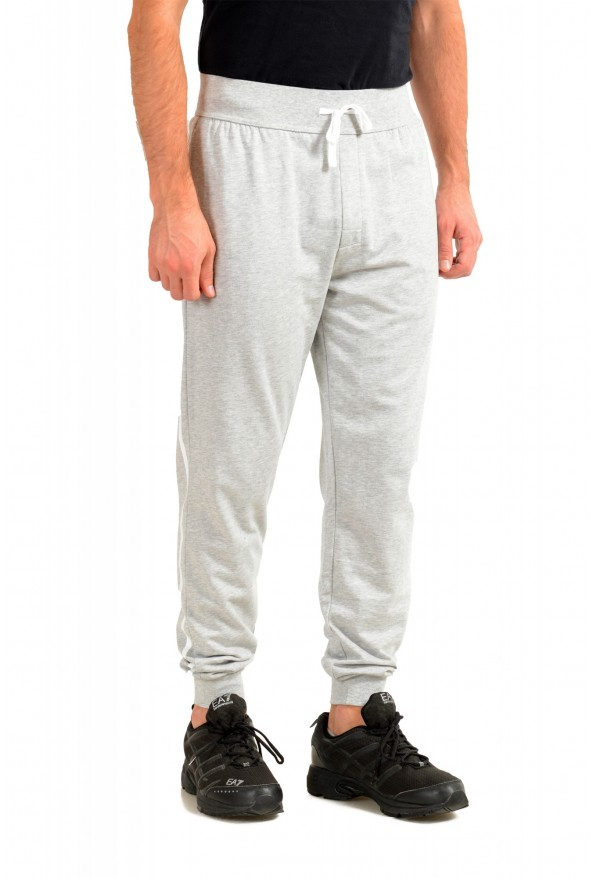 """Hugo Boss """"Authentic Pants"""" Gray Stretch Casual Sweat Pants : Picture 2"""
