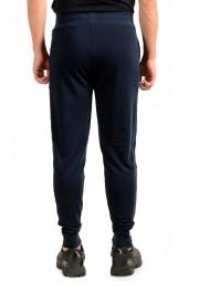 "Hugo Boss ""Fashion Pants"" Blue Stretch Casual Sweat Pants: Picture 3"