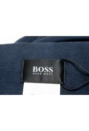 "Hugo Boss ""Fashion Pants"" Blue Stretch Casual Sweat Pants: Picture 5"