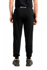 """Hugo Boss """"Identity Pants"""" Black Stretch Casual Lounge Pants : Picture 3"""