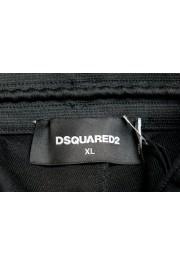Dsquared2 Men's S74MU0503 Black Sweat Shorts : Picture 4