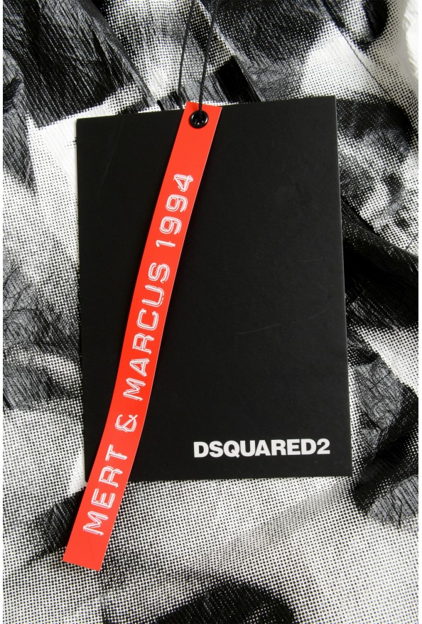 "Dsquared2 & ""Mert & Marcus 1994"" Multi-Color Shorts: Picture 4"