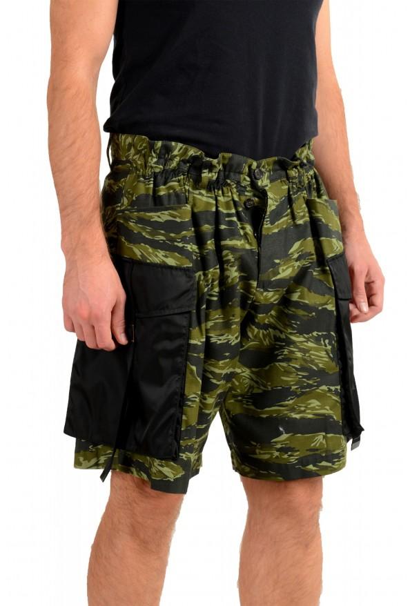 Dsquared2 Men's Multi-ColorS74NU0535 Casual Cargo Shorts: Picture 2