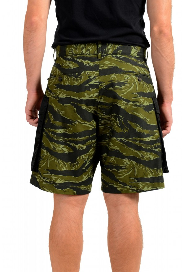 Dsquared2 Men's Multi-ColorS74NU0535 Casual Cargo Shorts: Picture 3
