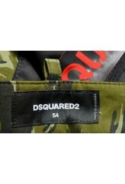 Dsquared2 Men's Multi-ColorS74NU0535 Casual Cargo Shorts: Picture 4