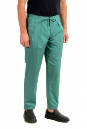 "Hugo Boss Men's ""Parik-2P-D"" Relaxed Fit Green Casual Pants : Picture 2"