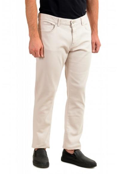"""Hugo Boss Men's """"Delaware3-1"""" Slim Fit Gray Straight Leg Jeans : Picture 2"""
