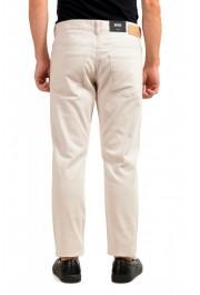 """Hugo Boss Men's """"Delaware3-1"""" Slim Fit Gray Straight Leg Jeans : Picture 3"""