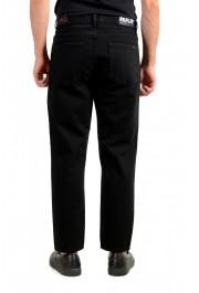 "Hugo Boss Men's ""Hugo 334"" Black Relaxed Fit Jeans: Picture 3"