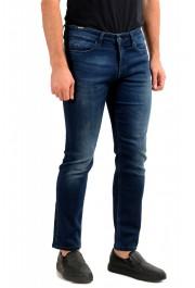 "Hugo Boss Men's ""Delaware BC-L-P"" Slim Fit Straight Leg Jeans: Picture 2"
