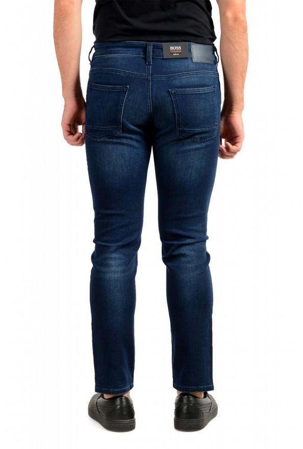 "Hugo Boss Men's ""Delaware BC-L-P"" Slim Fit Straight Leg Jeans: Picture 3"