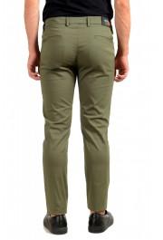 "Hugo Boss Men's ""Rogan4-1"" Slim Fit Olive Green Casual Pants: Picture 3"