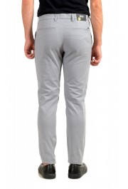 """Hugo Boss Men's """"Kaito1"""" Gray Flat Front Casual Pants : Picture 3"""