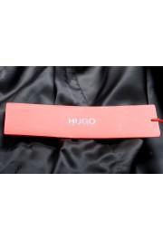 "Hugo Boss Men's ""Arti/Hesten182"" Extra Slim Plaid 100% Wool Two Button Suit: Picture 11"