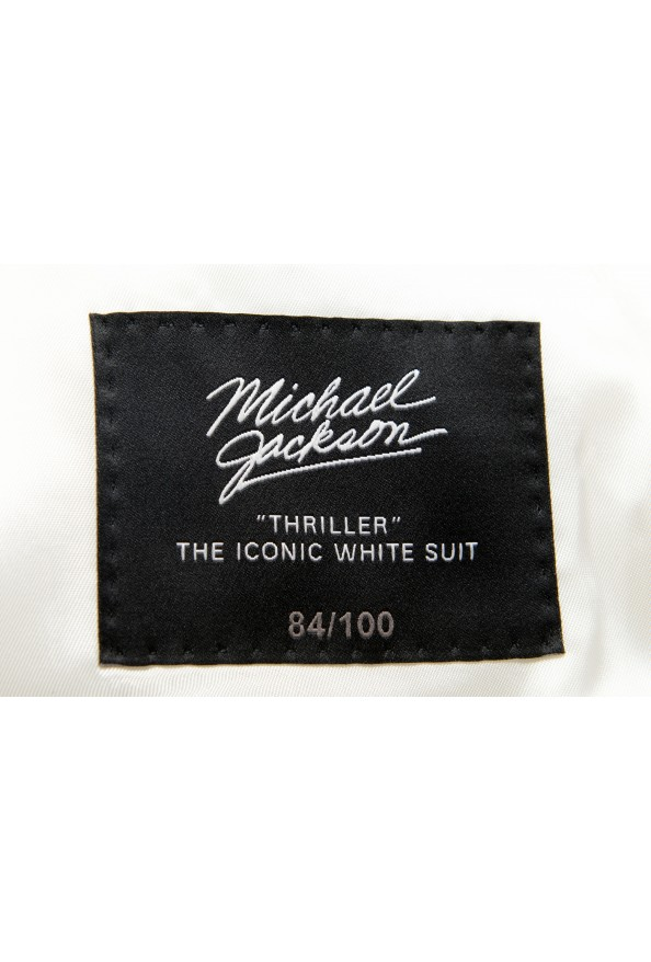 """Hugo Boss Men's """"The Thriller/Suit"""" White Two Button Suit: Picture 12"""