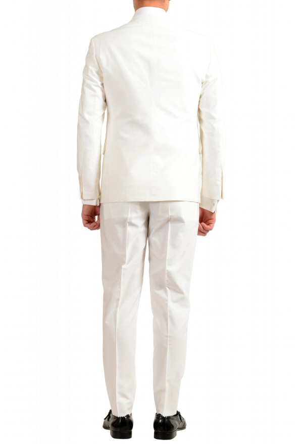 """Hugo Boss Men's """"The Thriller/Suit"""" White Two Button Suit: Picture 3"""