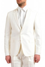 """Hugo Boss Men's """"The Thriller/Suit"""" White Two Button Suit: Picture 4"""