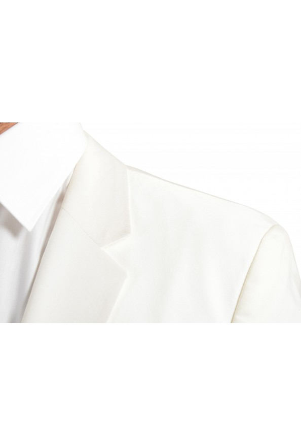 """Hugo Boss Men's """"The Thriller/Suit"""" White Two Button Suit: Picture 7"""
