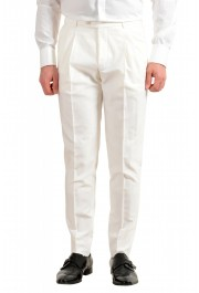 """Hugo Boss Men's """"The Thriller/Suit"""" White Two Button Suit: Picture 8"""