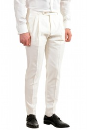 """Hugo Boss Men's """"The Thriller/Suit"""" White Two Button Suit: Picture 9"""
