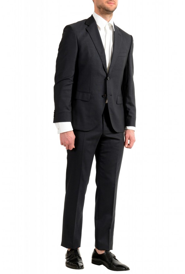 "Hugo Boss Men's ""Johnstons5/Lenon1"" Regular Fit 100% Wool Plaid Two Button Suit: Picture 13"