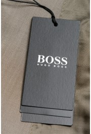 "Hugo Boss Men's ""Huge6/Genius5"" Slim Fit Beige Silk Wool Two Button Suit: Picture 11"
