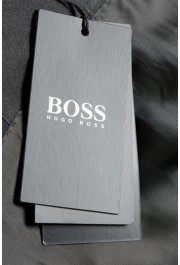 "Hugo Boss Men's ""Henry1/Glow1"" Slim Fit Blue 100% Wool Plaid Tuxedo Suit: Picture 11"