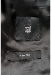 "Hugo Boss Men's ""Henry1/Glow1"" Slim Fit Blue 100% Wool Plaid Tuxedo Suit: Picture 13"