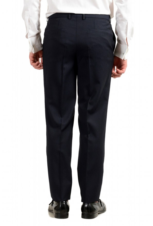 """Hugo Boss Men's """"Astian/Hets182"""" Extra Slim Fit Blue 100% Wool Two Button Suit: Picture 10"""