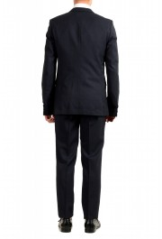 """Hugo Boss Men's """"Astian/Hets182"""" Extra Slim Fit Blue 100% Wool Two Button Suit: Picture 3"""