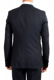 """Hugo Boss Men's """"Astian/Hets182"""" Extra Slim Fit Blue 100% Wool Two Button Suit: Picture 6"""