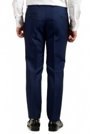 """Hugo Boss Men's """"Namil/Ben2"""" Slim Fit Blue Mohair Wool Double Breasted Suit: Picture 10"""
