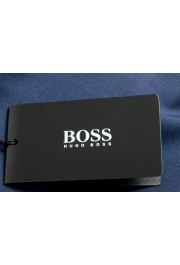 """Hugo Boss Men's """"Namil/Ben2"""" Slim Fit Blue Mohair Wool Double Breasted Suit: Picture 11"""