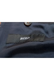 "Hugo Boss Men's ""Novan6/Ben2"" Slim Fit Brown Two Button Suit: Picture 12"