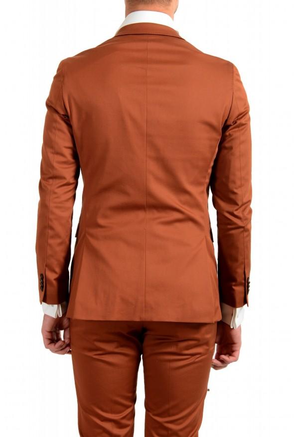 "Hugo Boss Men's ""Novan6/Ben2"" Slim Fit Brown Two Button Suit: Picture 6"