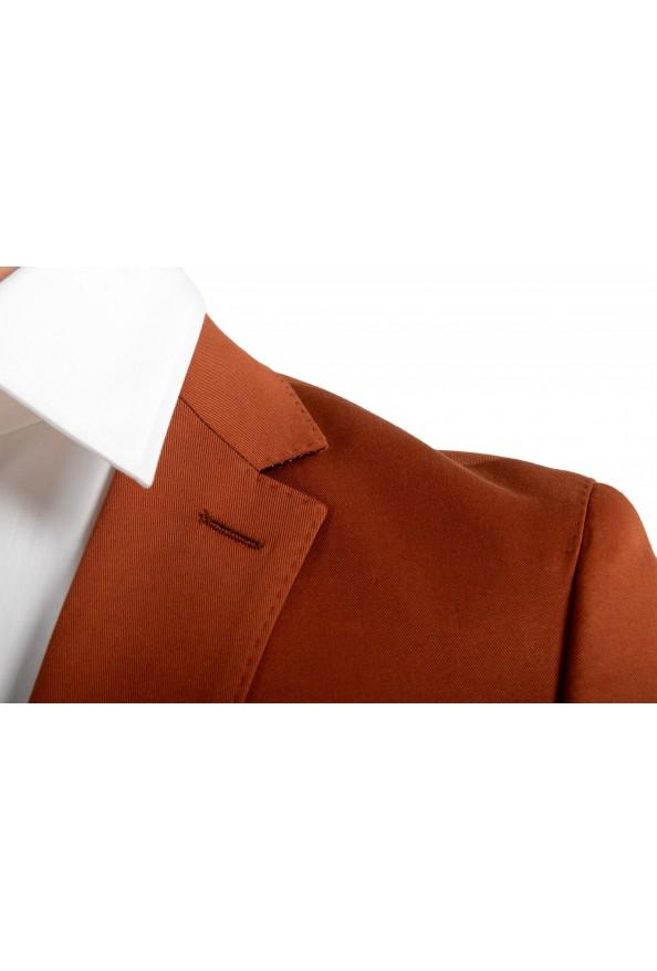 "Hugo Boss Men's ""Novan6/Ben2"" Slim Fit Brown Two Button Suit: Picture 7"