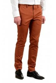 "Hugo Boss Men's ""Novan6/Ben2"" Slim Fit Brown Two Button Suit: Picture 9"