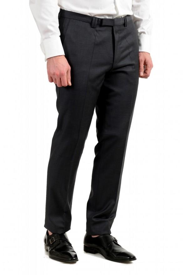 "Hugo Boss Men's ""Arti/Hesten183V1"" Extra Slim Fit 100% Wool Three Piece Suit: Picture 12"