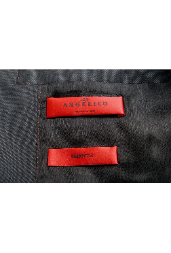"Hugo Boss Men's ""Arti/Hesten183V1"" Extra Slim Fit 100% Wool Three Piece Suit: Picture 15"
